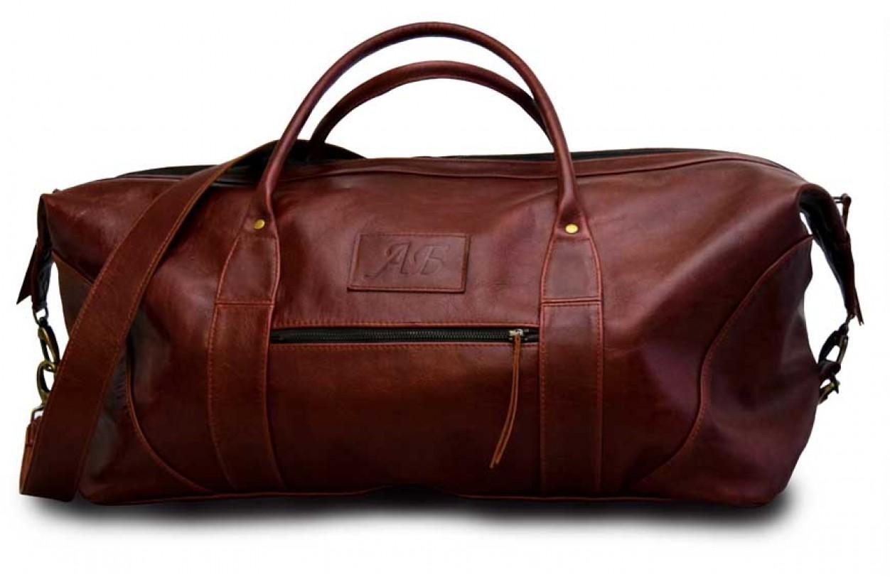 История появления дорожных сумок