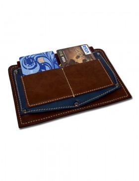 Обложка для паспорта и карт Pebble