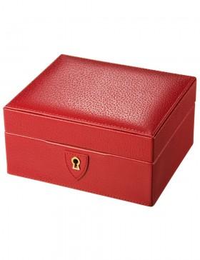 Шкатулка для драгоценностей LIVERPOOL, красная