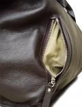 Кожаная дорожная сумка Gento