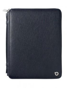 Набор Hugo Boss: папка c блокнотом А4 и ручка