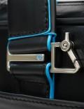 Сумка с отделением для ноутбука Piquadro Blue Square, черная