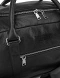 Дорожная сумка с отделением для обуви Foster Black