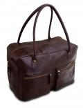 Дорожная сумка Oxford Dark Brown